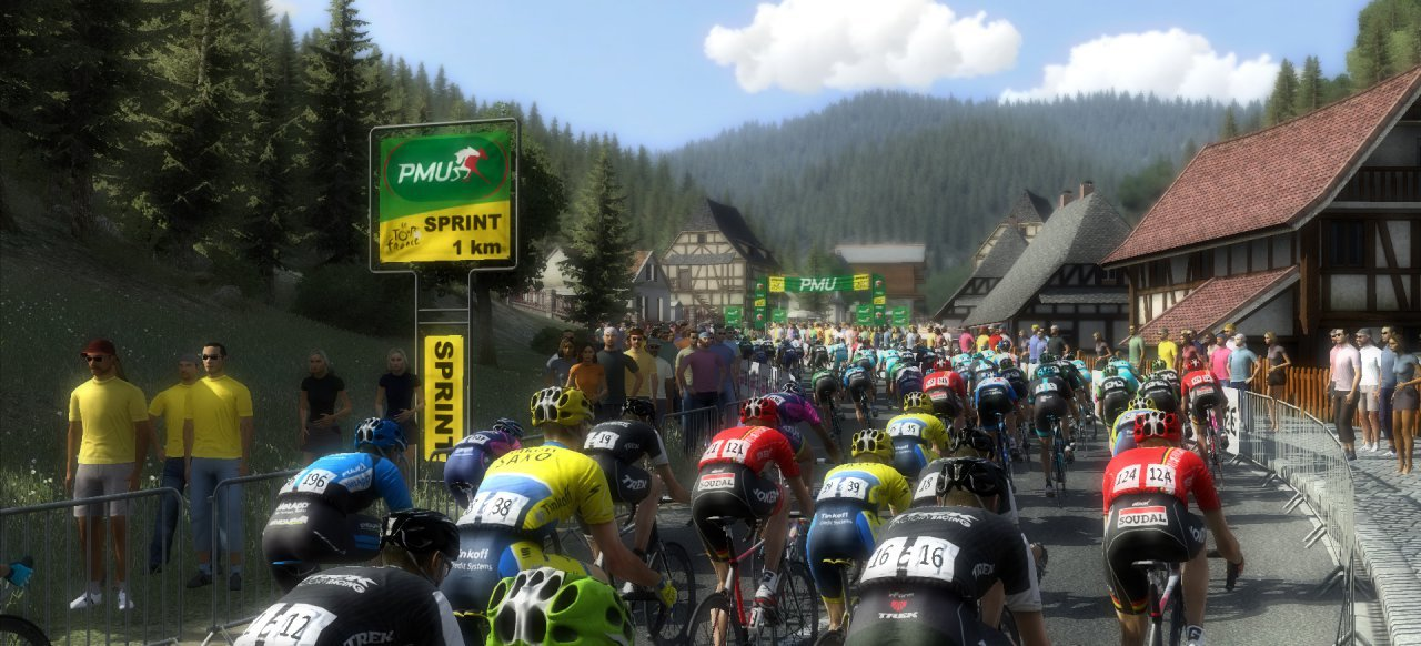 Le Tour de France 2014: Der offizielle Radsport Manager (Simulation) von Focus Home Interactive