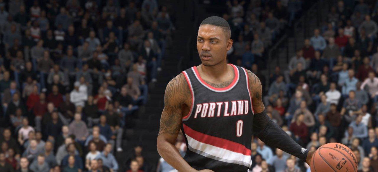 NBA Live 15 (Sport) von Electronic Arts