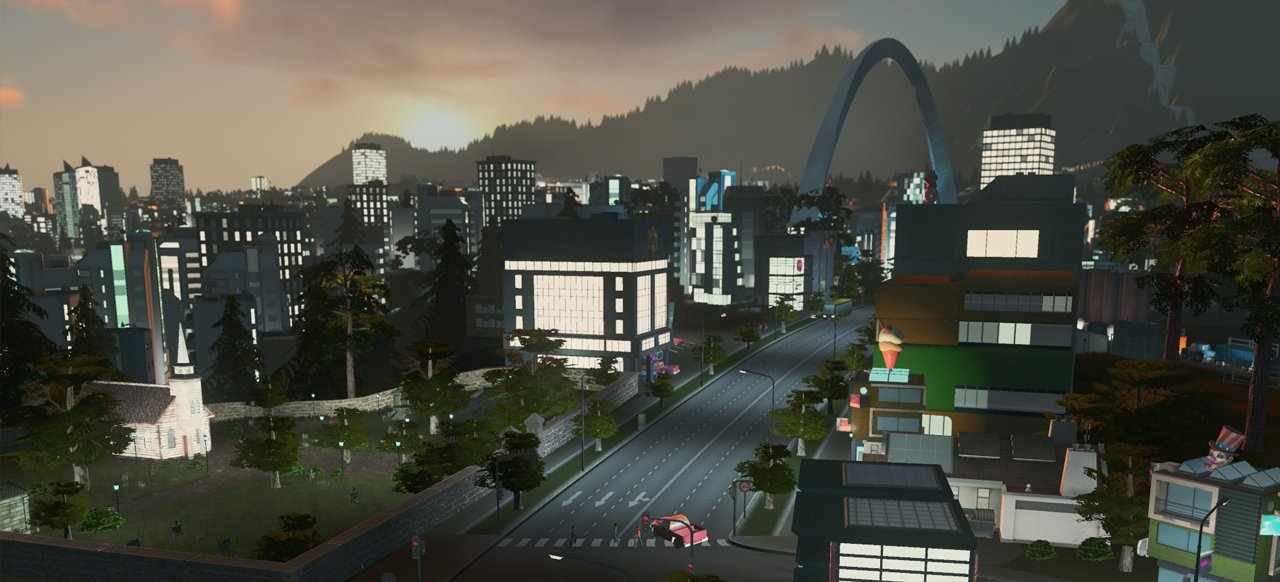 Cities: Skylines - After Dark (Strategie) von Paradox