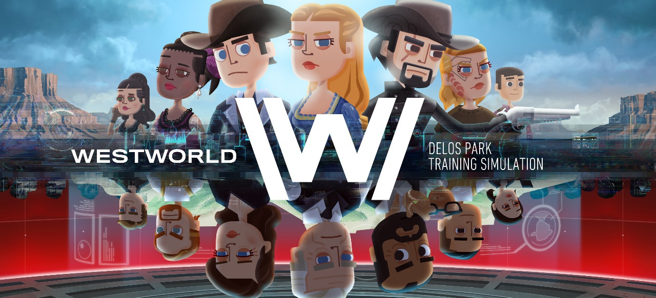 Westworld (Simulation) von WB Games San Francisco