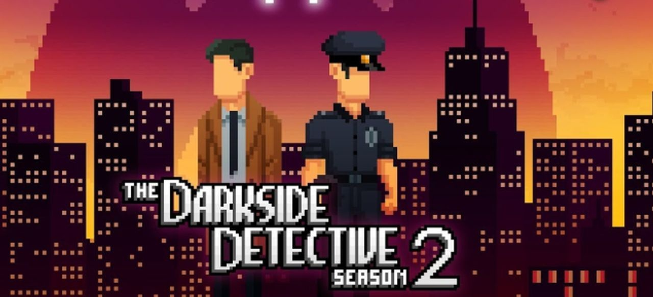 The Darkside Detective: Season 2 (Adventure) von Spooky Doorway