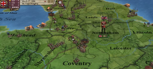 Victoria 2: Heart of Darkness (Strategie) von Paradox Interactive