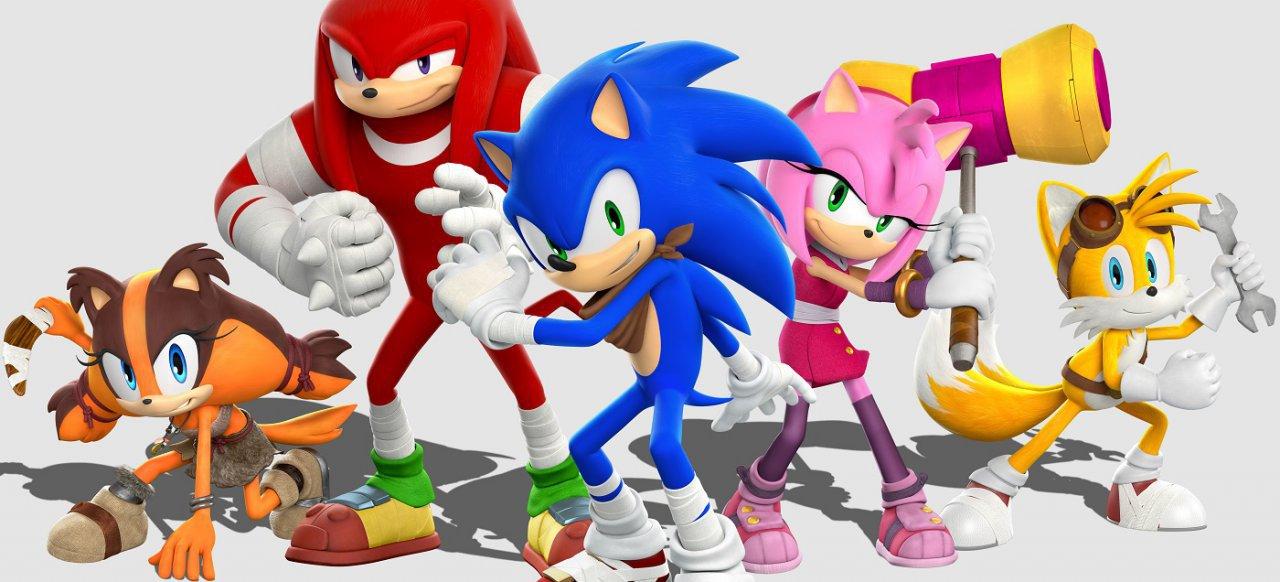 Sonic Boom: Der Zerbrochene Kristall (Geschicklichkeit) von Nintendo