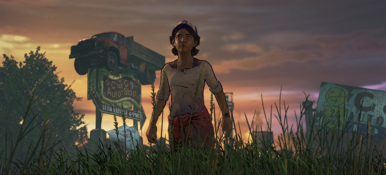 The Walking Dead: A New Frontier (Adventure) von Telltale Games