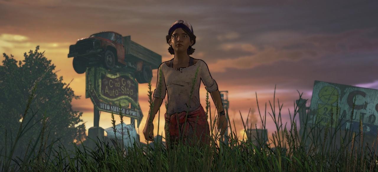 The Walking Dead: The Telltale Series - A New Frontier (Adventure) von Telltale Games