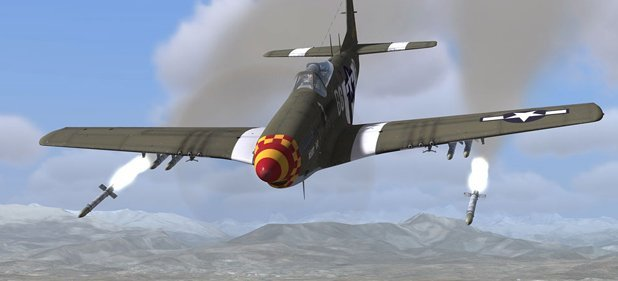 DCS: P-51D Mustang (Simulation) von Koch Media