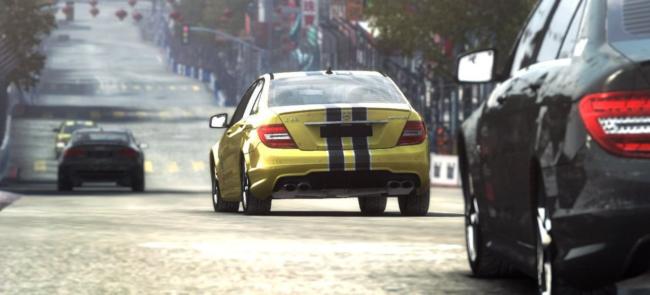 GRID: Autosport (Rennspiel) von Bandai Namco