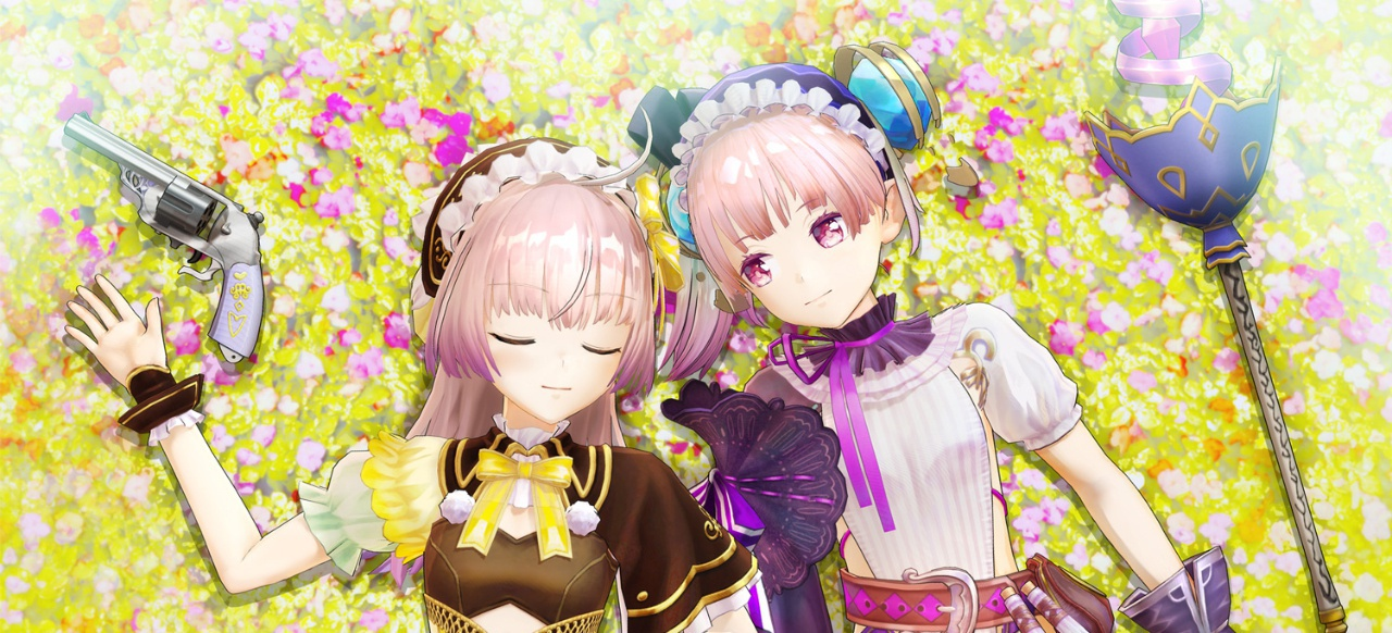 Atelier Lydie & Suelle: The Alchemists and the Mysterious Paintings (Rollenspiel) von Koei Tecmo