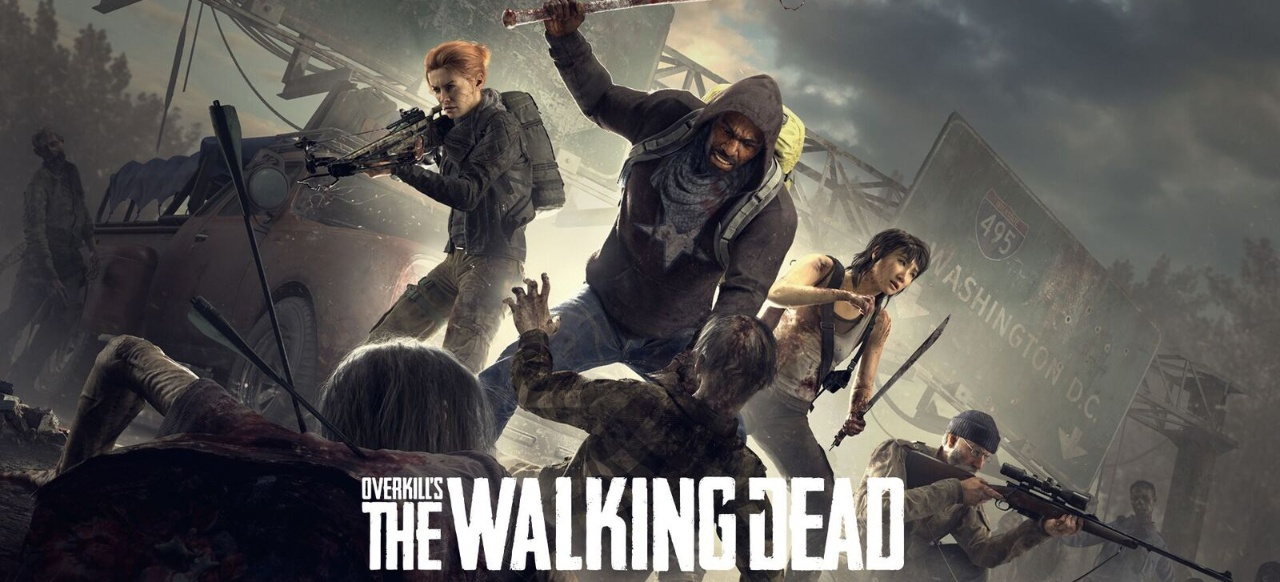 Overkill's The Walking Dead (Shooter) von Starbreeze Studios / 505 Games
