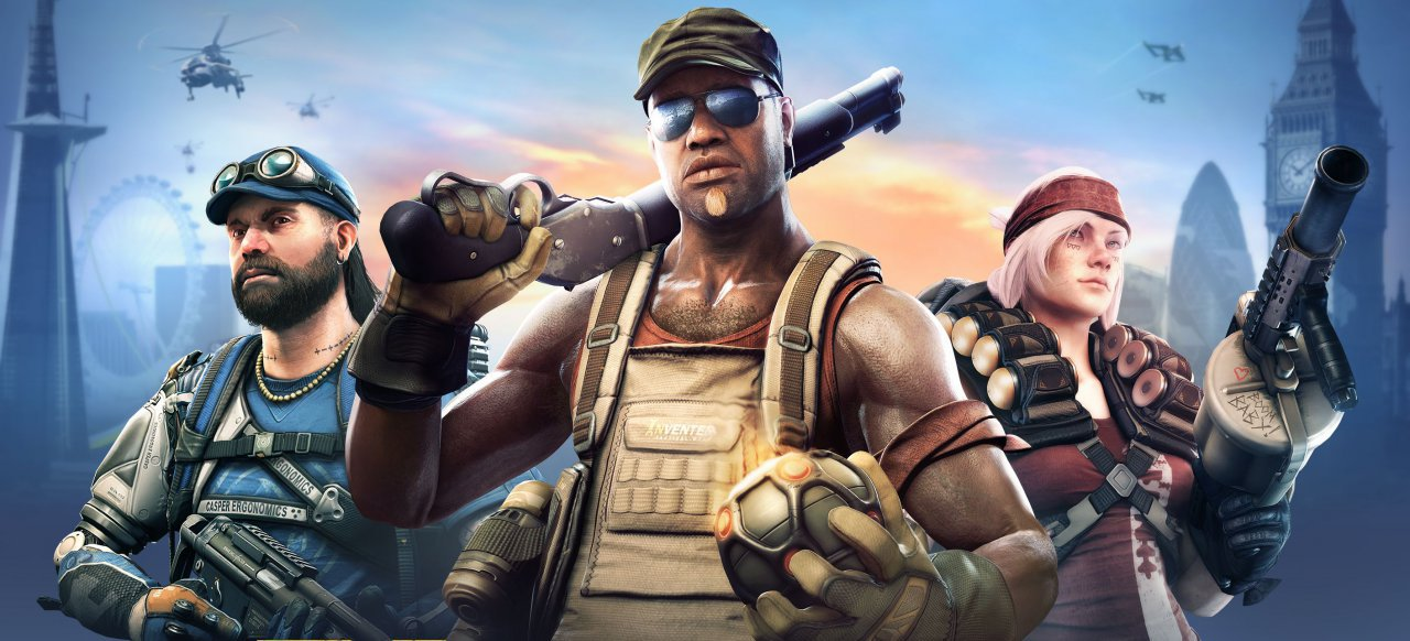 Dirty Bomb (Shooter) von Nexon