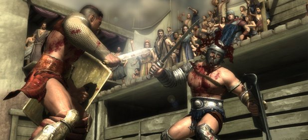 Spartacus Legends (Action) von Ubisoft