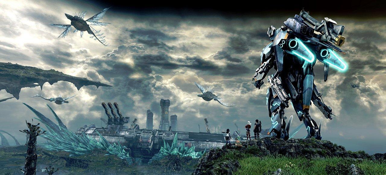 Xenoblade Chronicles X (Rollenspiel) von Nintendo