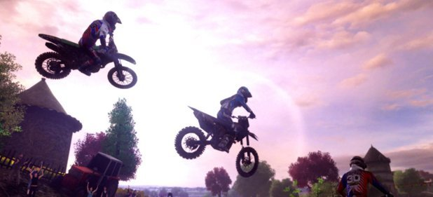 MUD - FIM Motocross World Championship (Rennspiel) von Black Bean Games