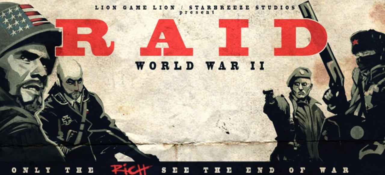 Raid World War II (Shooter) von Starbreeze Studios