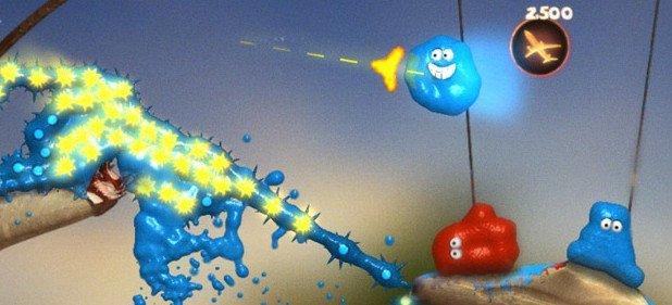 Super Splatters (Geschicklichkeit) von Spiky Snail