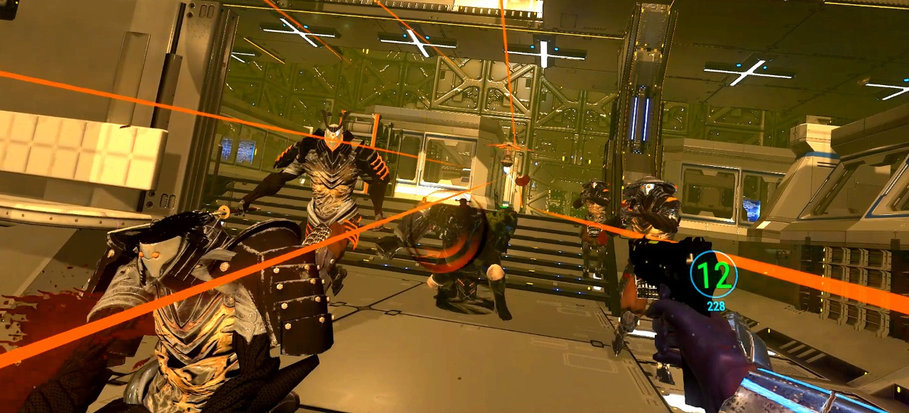 Sairento VR (Shooter) von Mixed Realms