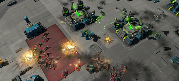 Planetary Annihilation (Strategie) von Nordic Games
