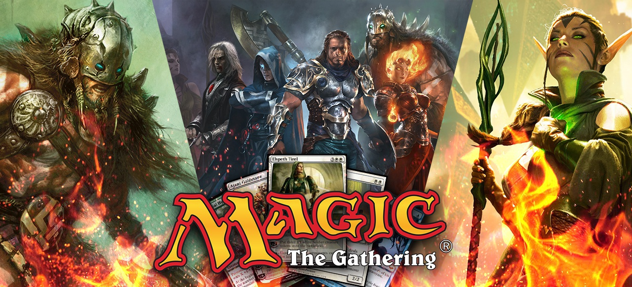 Magic: The Gathering (Brettspiel) von Wizards of the Coast