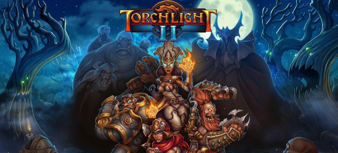Torchlight 2 (Rollenspiel) von Runic Games / Daedalic / Perfect World
