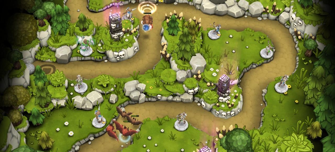Warstone TD (Strategie) von Battlecruiser Games