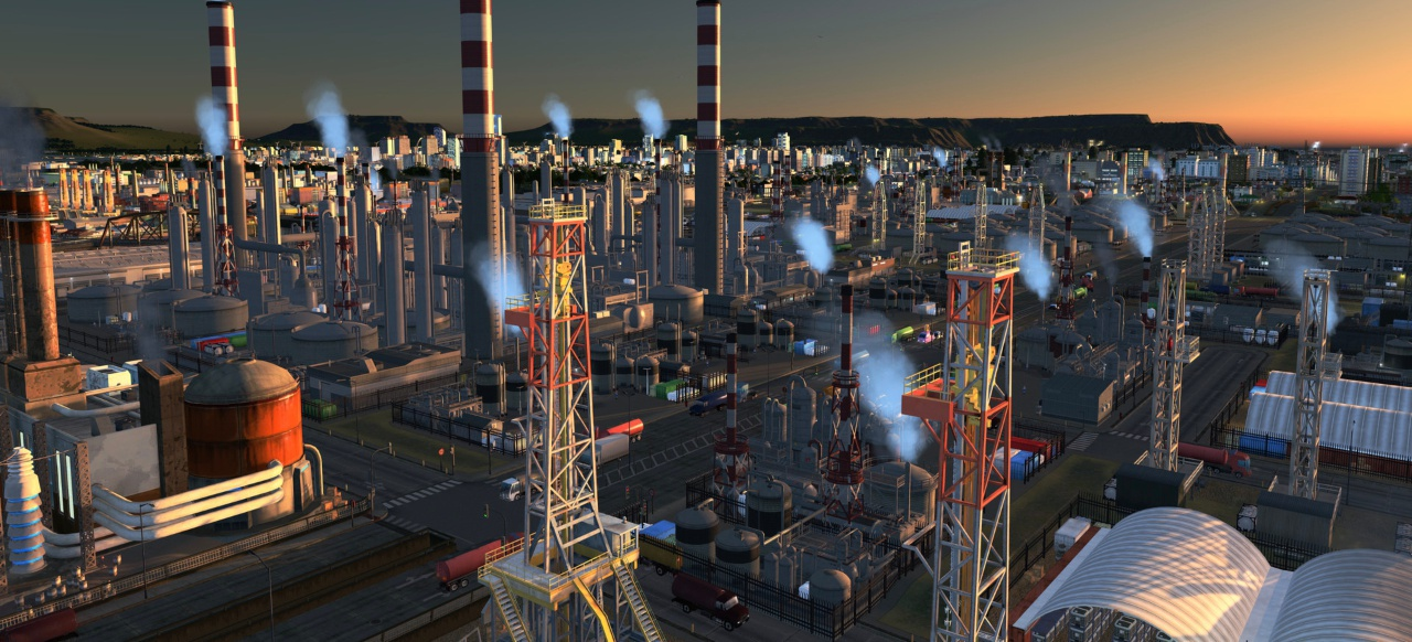 Cities: Skylines - Industries (Simulation) von Paradox