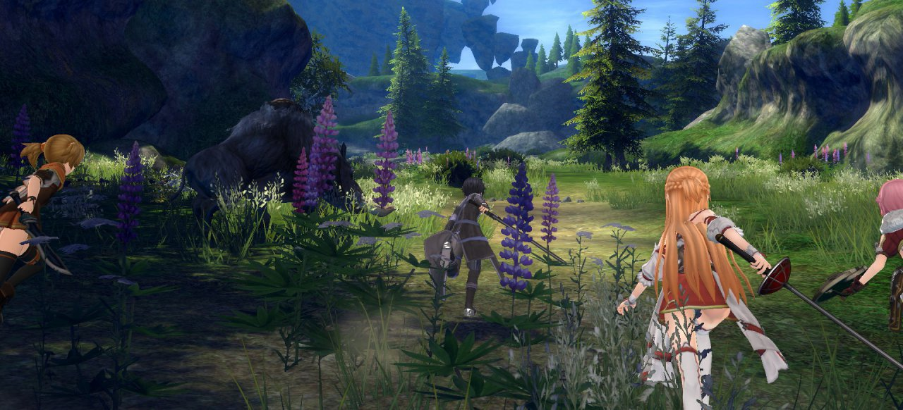 Sword Art Online: Hollow Realization (Rollenspiel) von Bandai Namco Entertainment