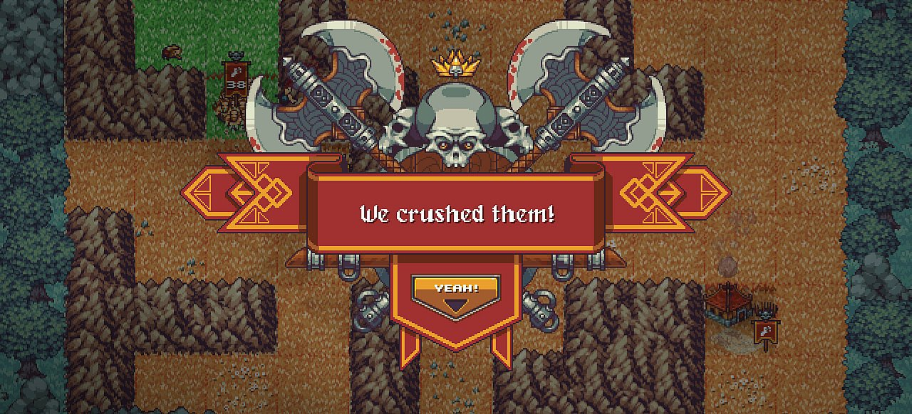 Crush Your Enemies (Strategie) von Vile Monarch / Gambitious Digital Entertainment