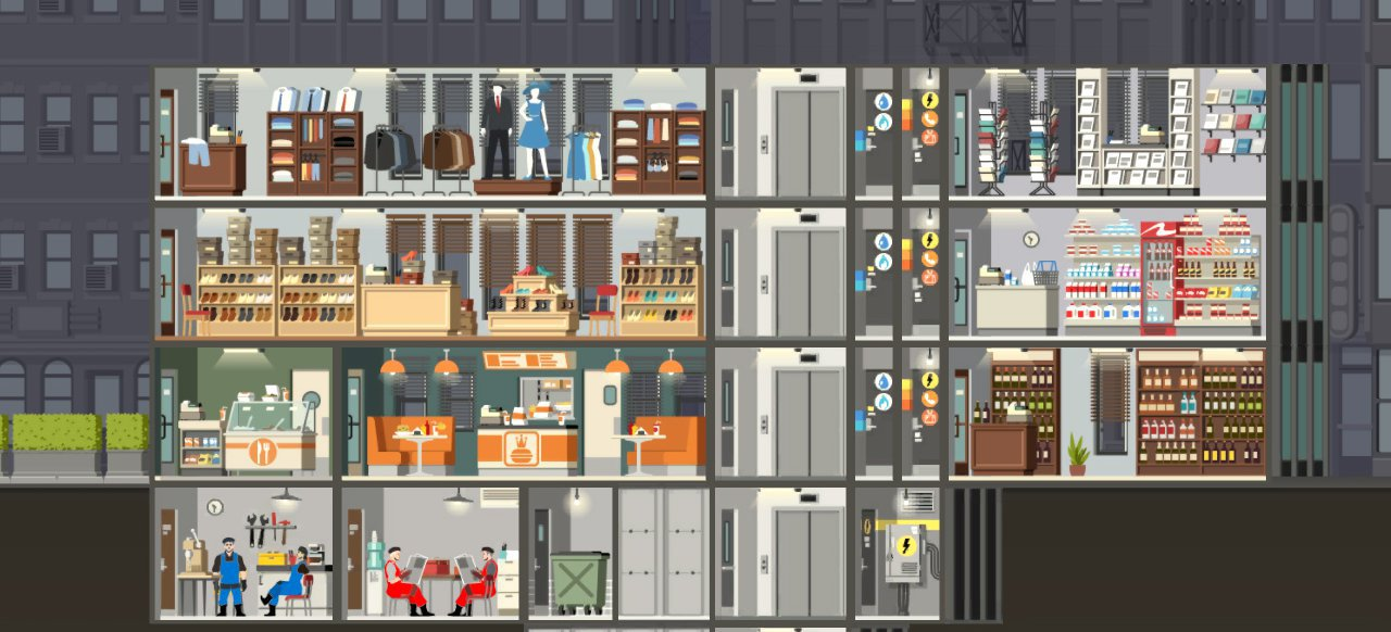 Project Highrise (Simulation) von Kasedo Games