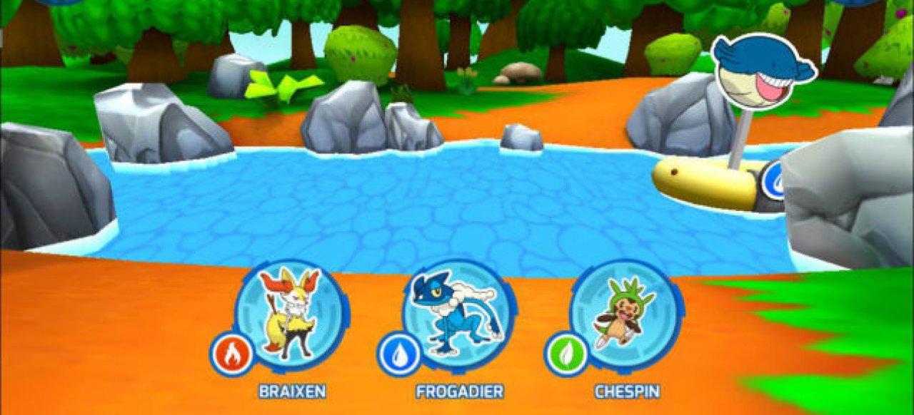 Camp Pokemon (Action) von The Pokemon Company