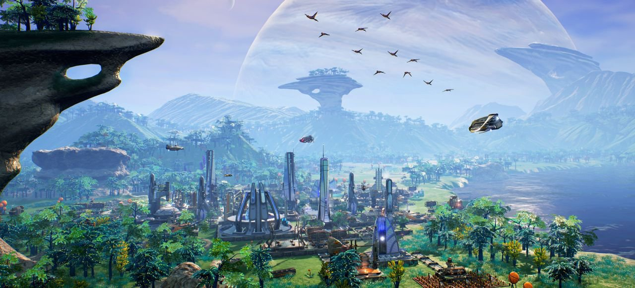Aven Colony (Strategie) von Mothership Entertainment / Team17