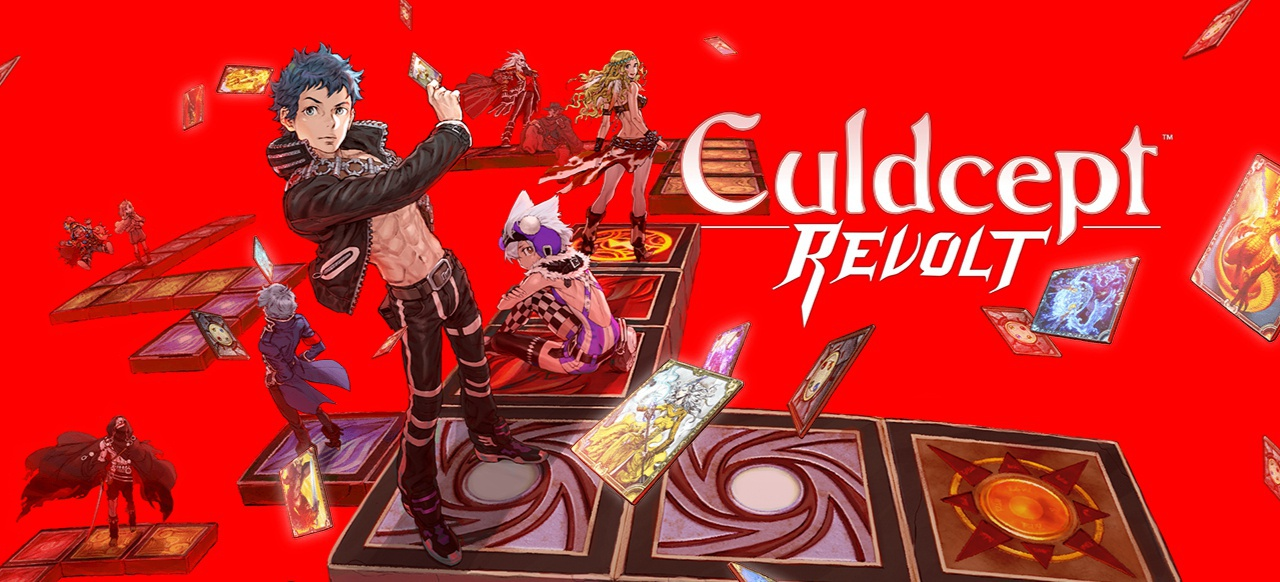 Culdcept Revolt (Strategie) von NIS America / Flashpoint