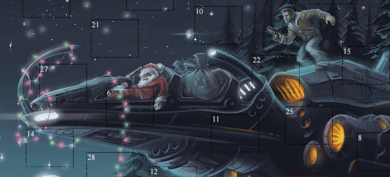 4Players-Adventskalender (Gewinnspiele) von 4Players.de