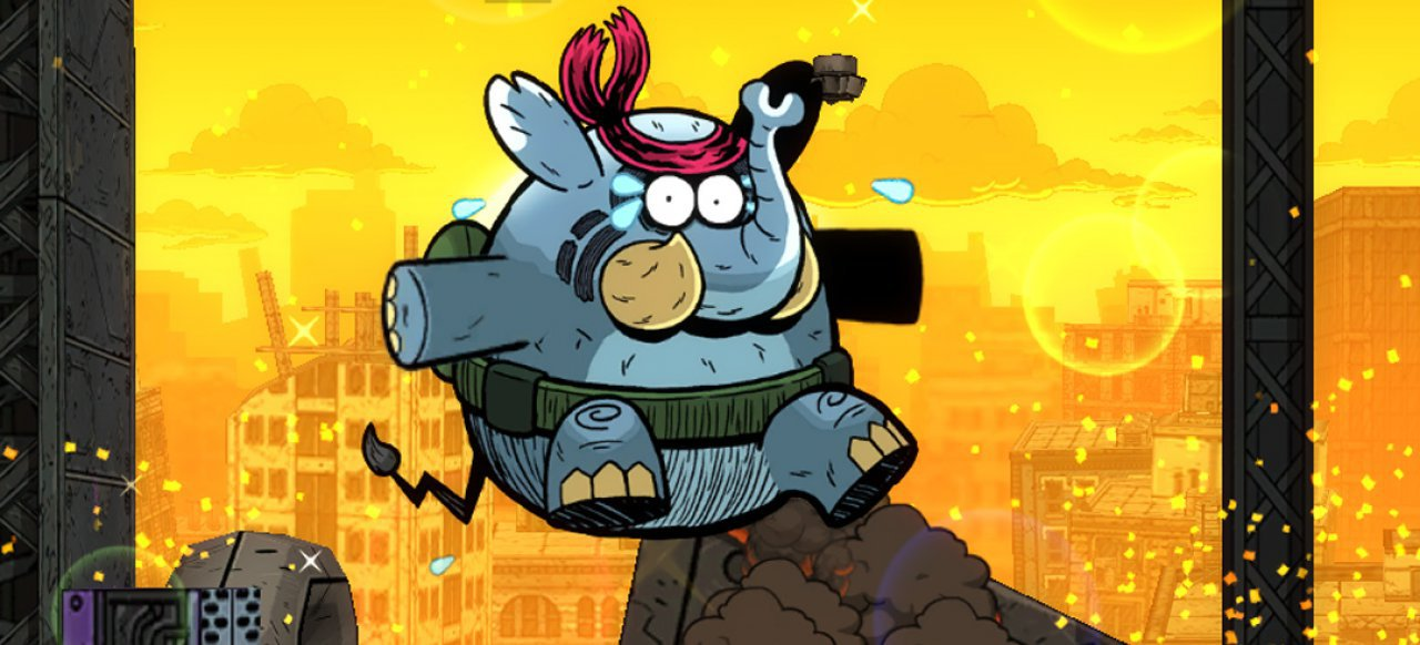 Tembo The Badass Elephant (Action) von SEGA