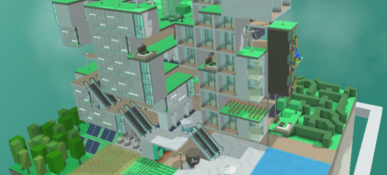 Block'hood VR (Strategie) von Devolver Digital