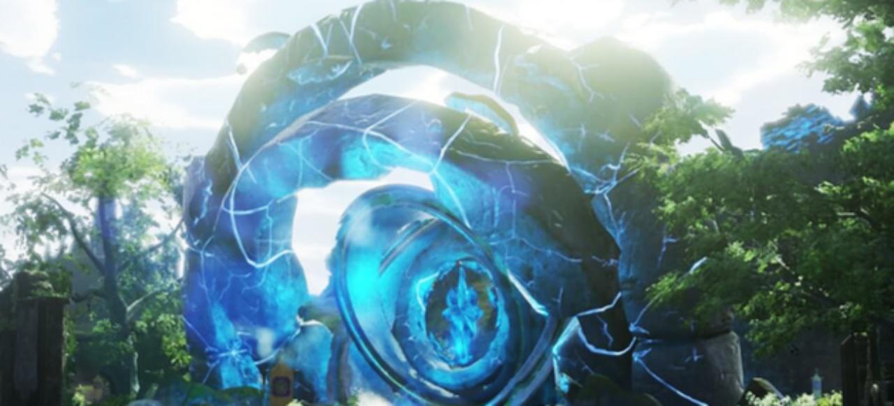 Ashes of Creation () von Intrepid Studios