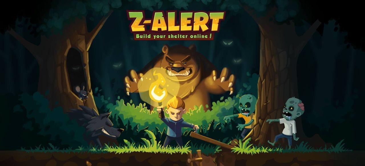 Z-Alert (Simulation) von Cedar Games