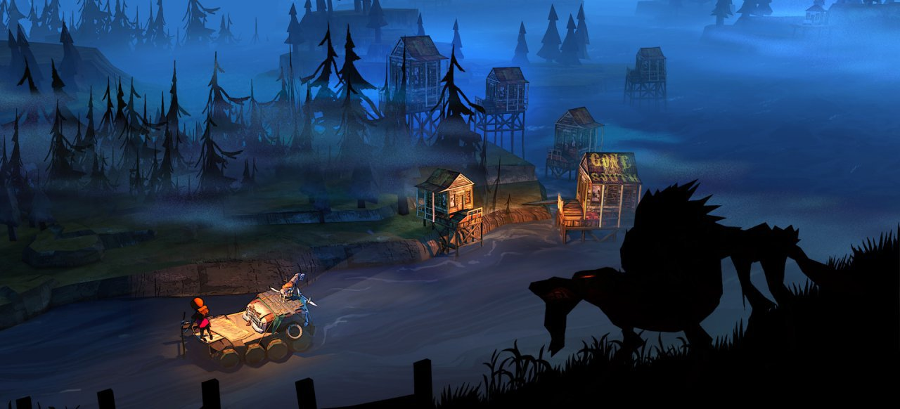The Flame in the Flood (Adventure) von The Molasses Flood
