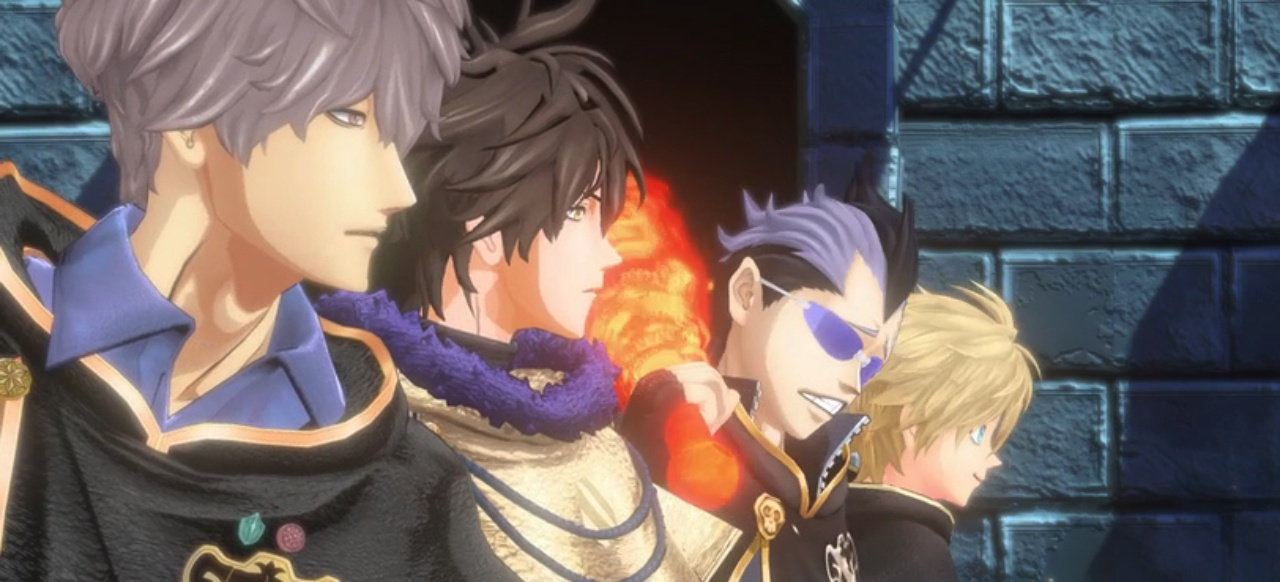 Black Clover: Quartet Knights (Action) von Bandai Namco Entertainment
