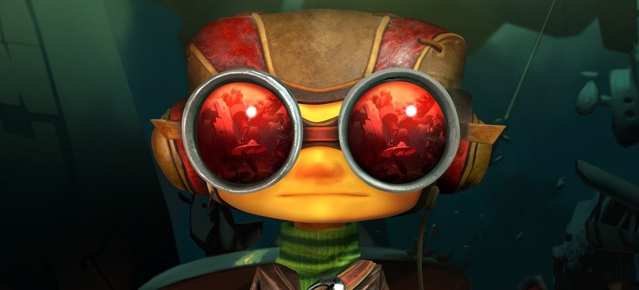 Psychonauts in the Rhombus of Ruin (Adventure) von