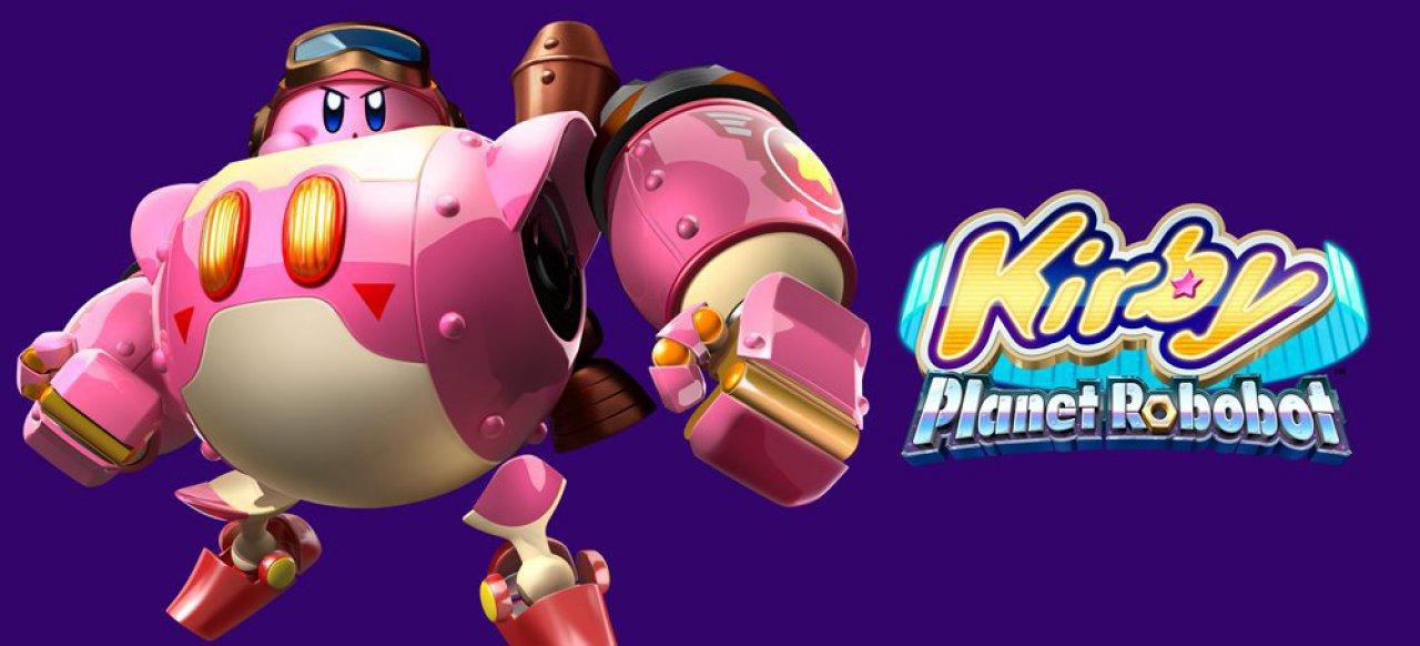 Kirby: Planet Robobot (Geschicklichkeit) von Nintendo