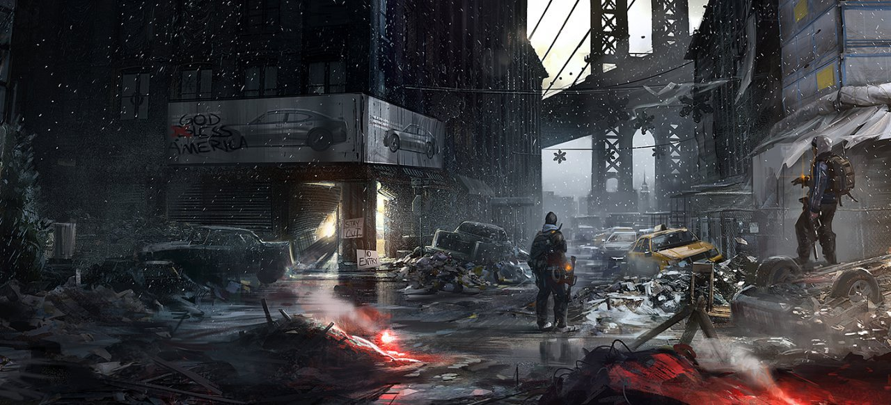 The Division (Shooter) von Ubisoft