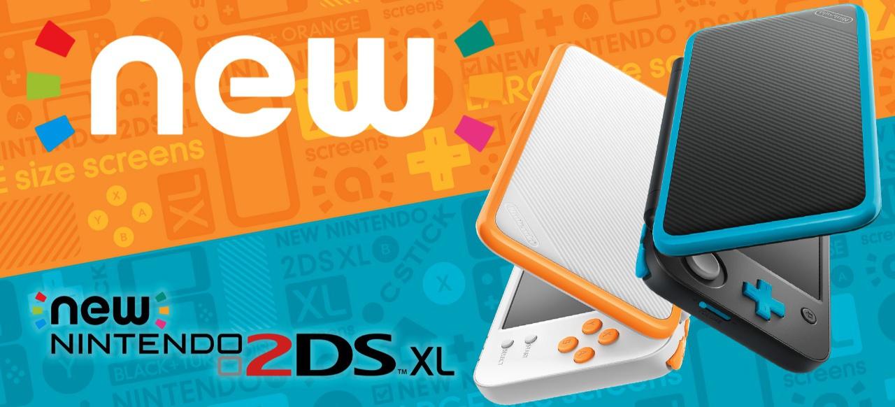 New Nintendo 2DS XL (Hardware) von Nintendo