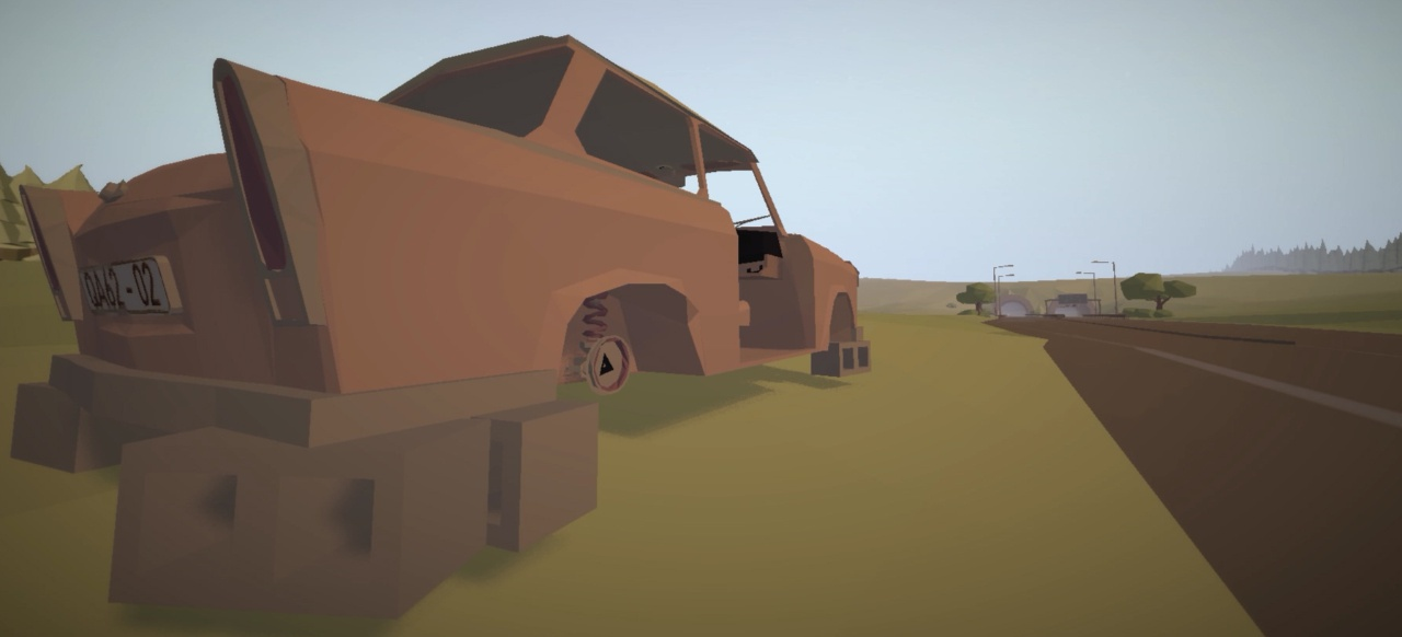 Jalopy (Adventure) von Excalibur Games