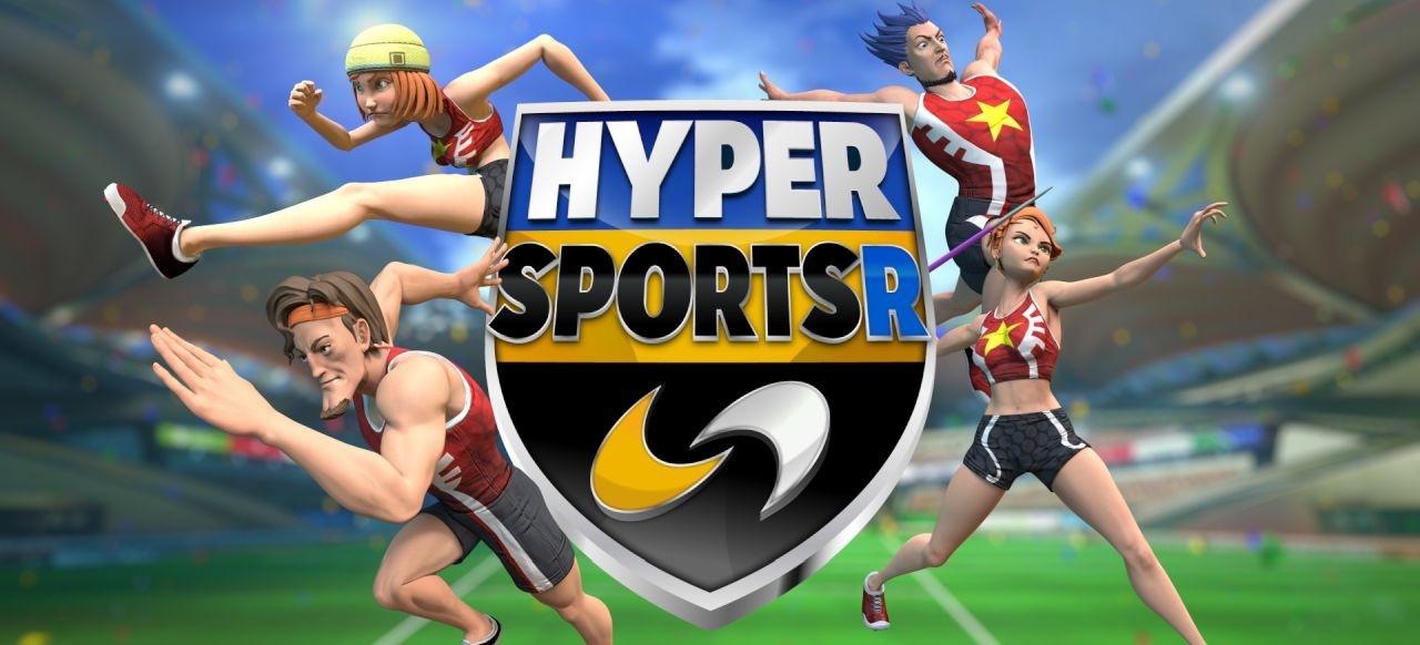 Hyper Sports R (Sport) von Konami