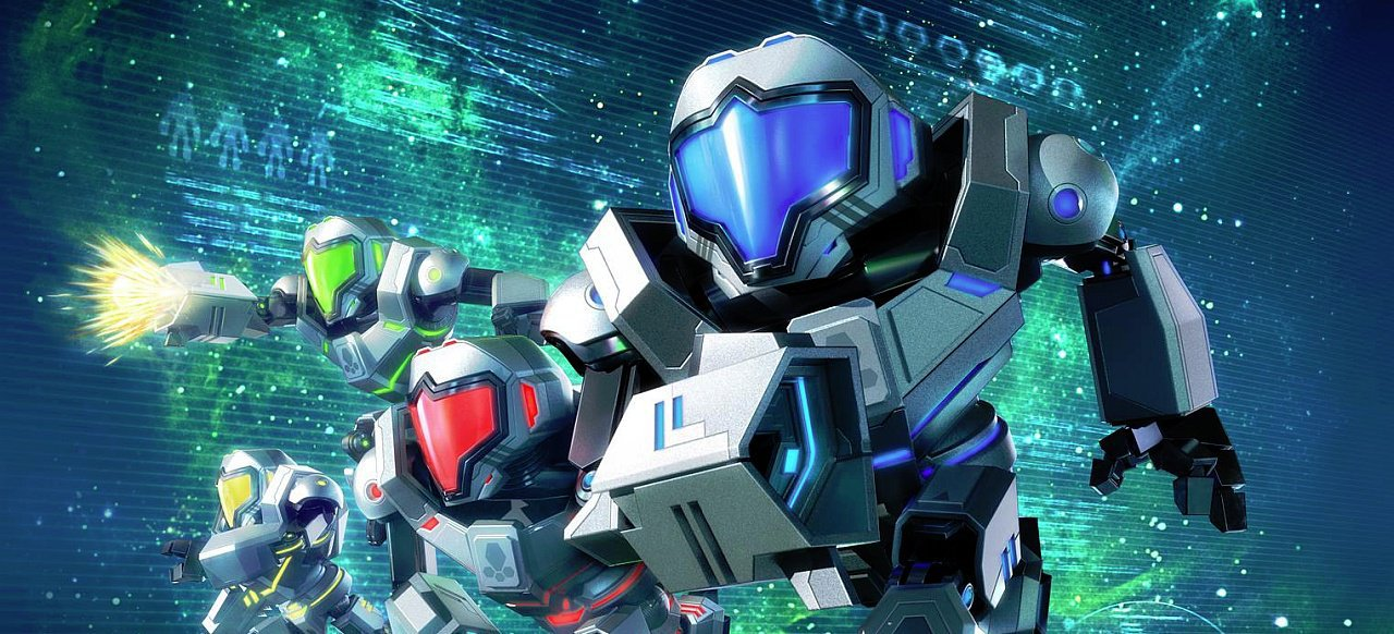 Metroid Prime: Federation Force (Shooter) von Nintendo