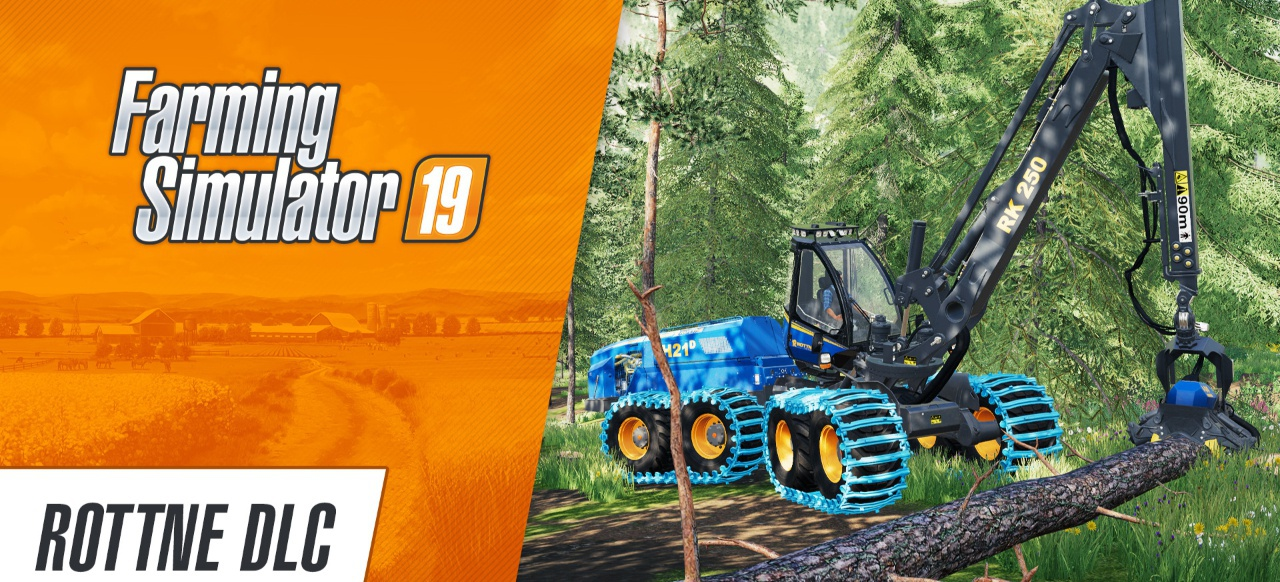 Landwirtschafts-Simulator 19 (Simulation) von Focus Home Interactive / astragon Entertainment