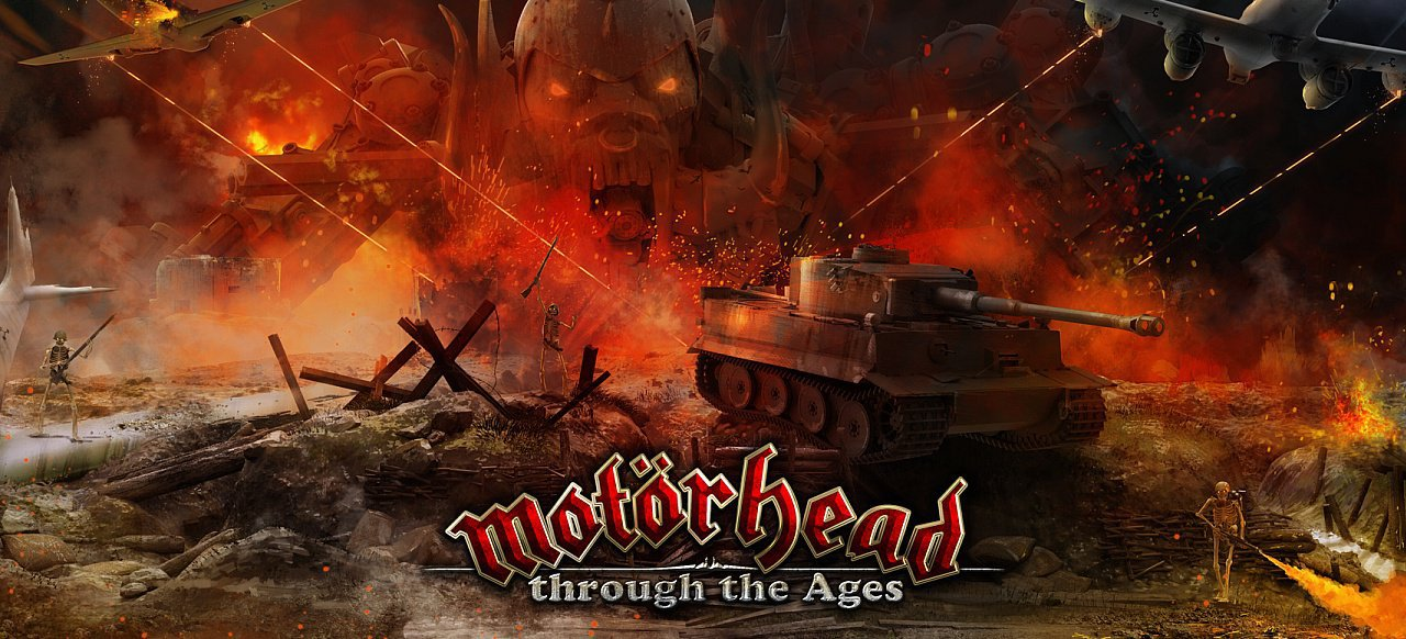 Motörhead through the Ages (Rollenspiel) von EuroVideo