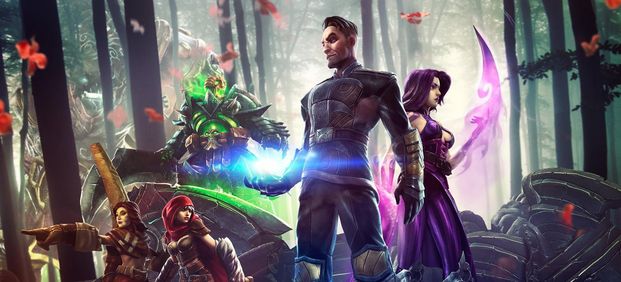 Dawngate (Strategie) von Electronic Arts