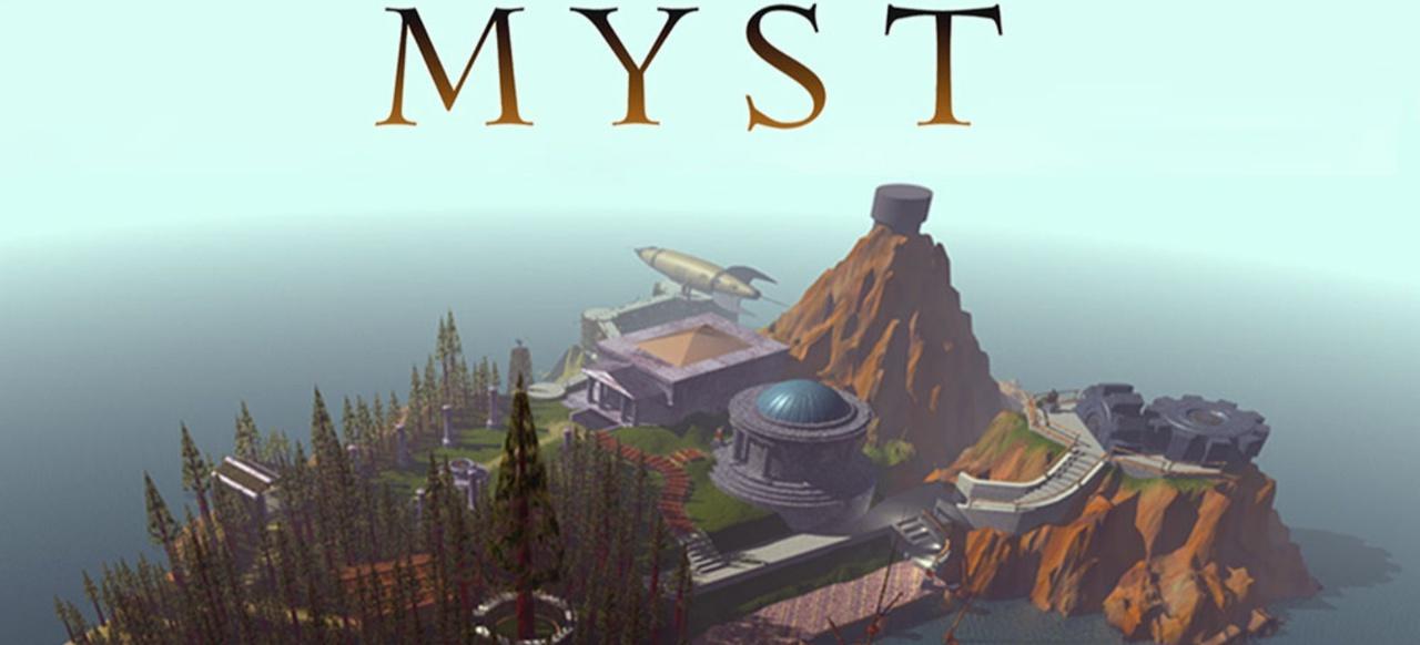 Myst (Adventure) von Midway