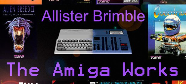 The Amiga Works (Sonstiges) von Allister Brimble